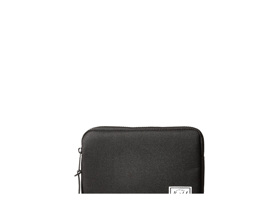 Herschel Supply Co. - Anchor Sleeve for iPad Mini (Black) Computer Bags