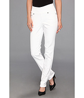 Jag Jeans - Malia Pull-On Slim Colored Denim in White