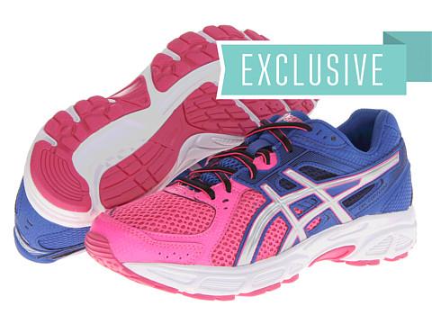 asics gel-contend 2 lightweight running shoe - womens