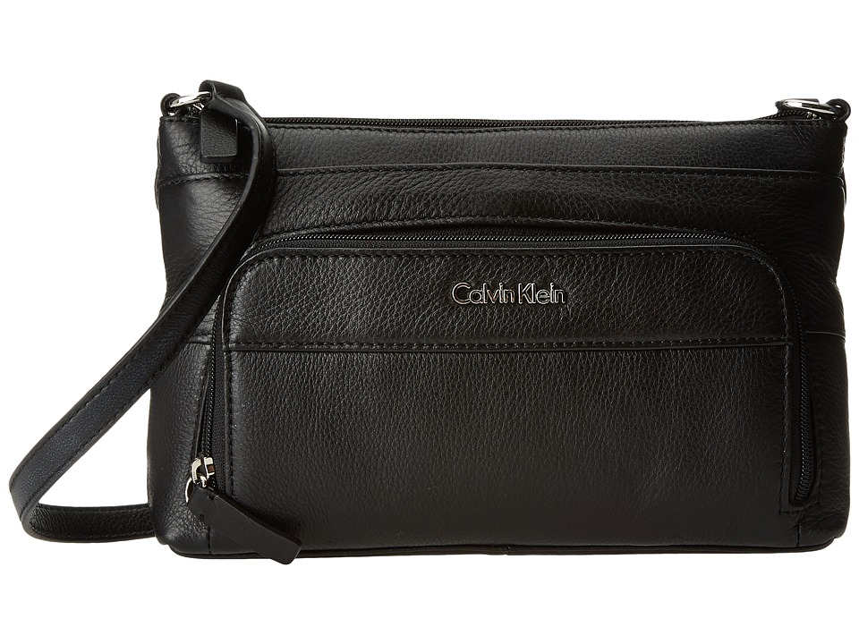 Calvin Klein - Key Items H3JEA2CB (Black) Handbags