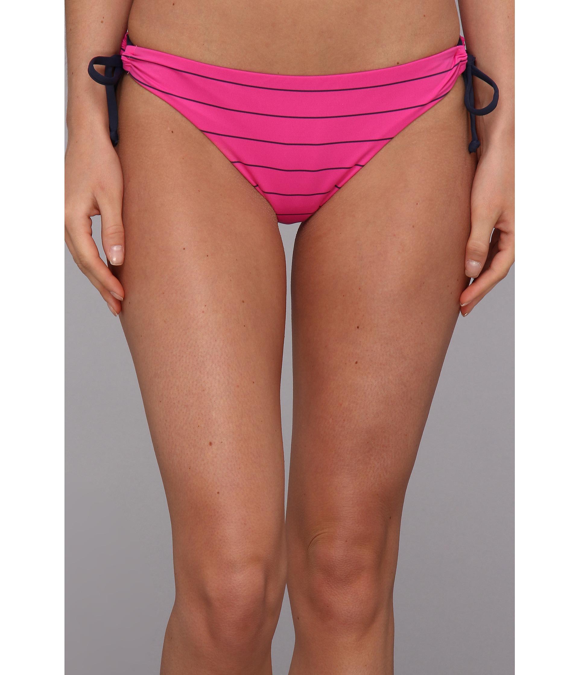 Carve Designs Bermuda Bikini Bottom Raspberry Beach ...