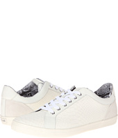 Just Cavalli - Matte Printed Python Low Top Trainer