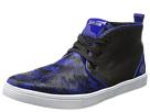 Just Cavalli - Python Printed Ankle Boot (Bluette) - Footwear
