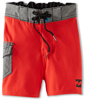 Billabong Kids - Habits Boardshort (Toddler/Little Kids)