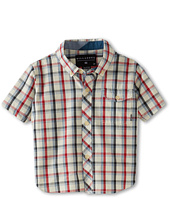 Billabong Kids - Pacific S/S Woven (Toddler/Little Kids)