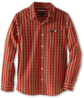 RVCA Kids - Lender L/S Woven (Big Kids)