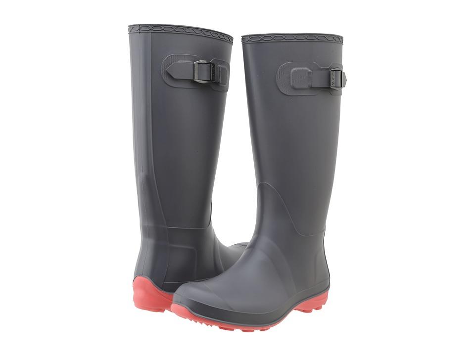 Kamik Olivia (Charcoal S14) Women's Rain Boots