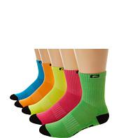 Globe - Neon Crew Sock (5 Pack)