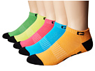 Neon Ankle Sock (5 Pack)