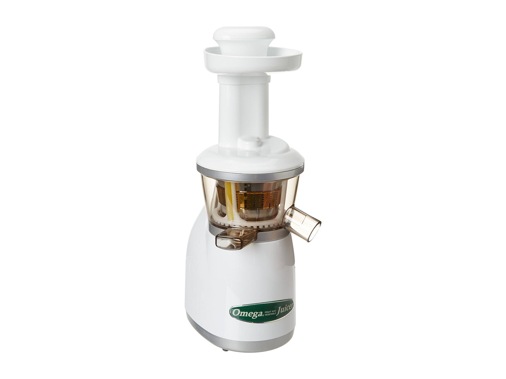 Omega vrt350 vert Low Speed Juicing System White Shipped Free at Zappos