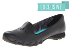SKECHERS - Zappos Exclusive - SKECHERS Bikers - Myra (Black) - Footwear