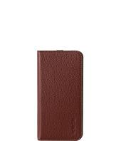 KNOMO London - Tech - Leather Folio for iPhone® 5