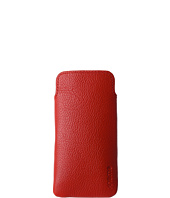 KNOMO London - Tech - Leather Slim Case