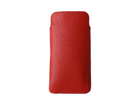 KNOMO London Tech - Leather Slim Case