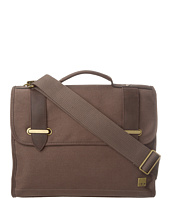 KNOMO London - Padstow Slim Satchel Briefcase