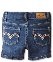Levi's® Kids - Girls' Rhesa Ruffle Midi Short (Toddler)