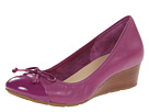 Cole Haan - Air Tali Lace Wedge (Viola/Viola Patent) - Footwear