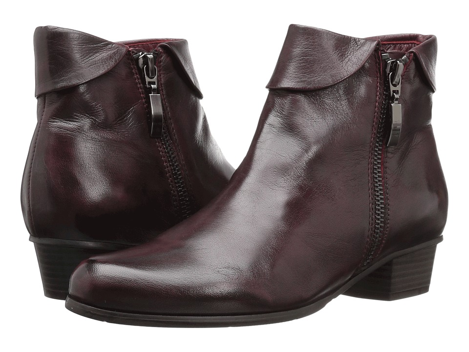 Spring Step - Stockholm (Bordo) Women