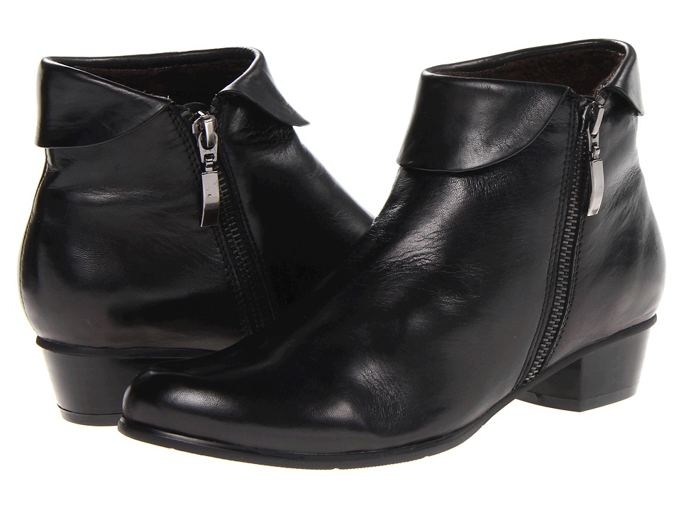 Spring Step - Stockholm (Black) Women