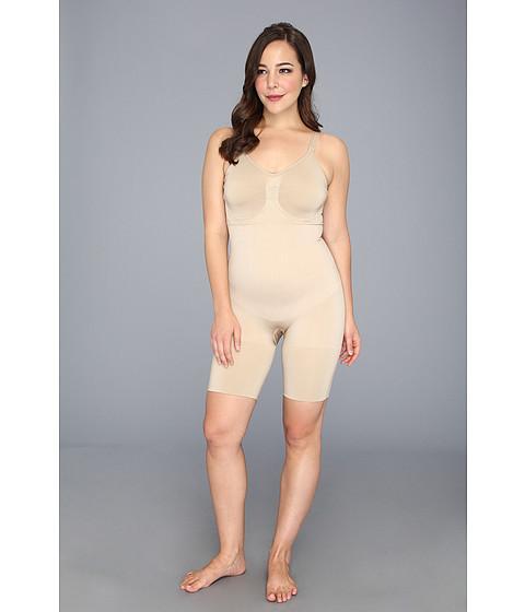 Spanx - Plus Size Slim Cognito Shape Suit (Nude) - Apparel