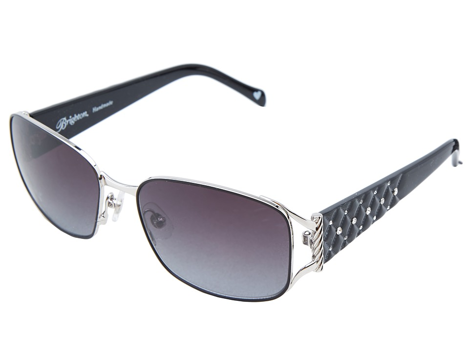Brighton - Kiss Sunglasses (Black) Fashion Sunglasses