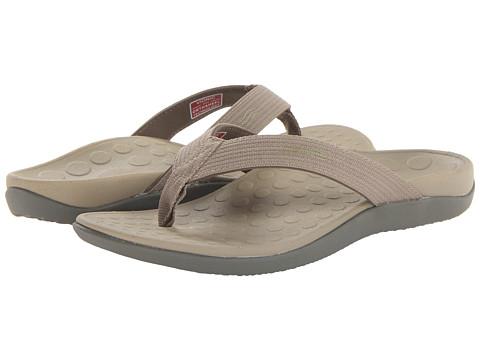 VIONIC Wave Toe Post Sandal - Khaki