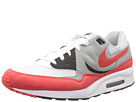 Nike - Air Max Light Essential (White/Base Grey/Black Pine/Light Crimson)