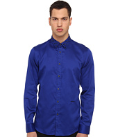 Just Cavalli - L/S Slim Fit Button Up