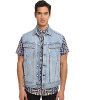 Just Cavalli - Sleeveless Denim Jacket