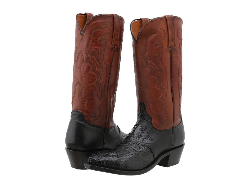 M2537.54 (Black) Cowboy Boots