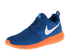 Nike - Roshe Run (Military Blue/Vivid Blue/Total Orange/White)