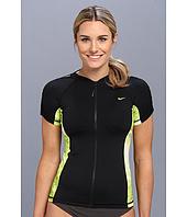 Nike - Cover-Ups S/S Zip Rashguard