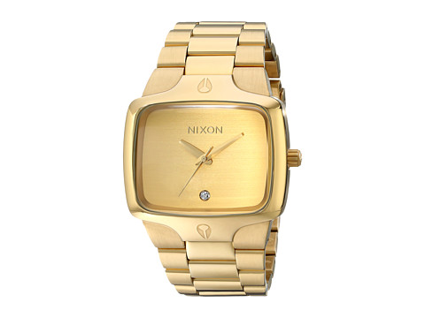 Nixon Player - Gold/Gold