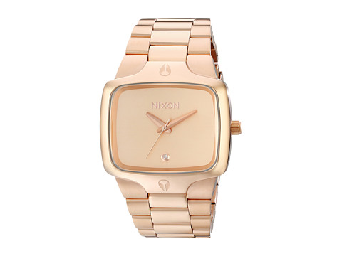 Nixon Player - All Rose Gold/Gold