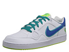 Nike - Son Of Force (White/Volt/Military Blue)