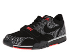 Nike - Air Trainer 1 Low ST (Black/Wolf Grey/Laser Crimson/Black)