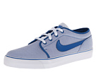Nike - Toki Low TXT PRM (White/Military Blue/White/Military Blue)