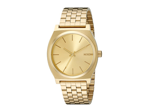 Nixon Time Teller - All Gold/Gold