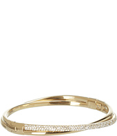 Michael Kors Collection - Pavé Crisscross Hinge Bracelet