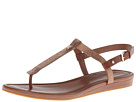 Cole Haan - Boardwalk Thong (Sequoia Metallic Lizard Print) - Footwear
