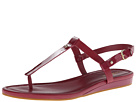 Cole Haan - Boardwalk Thong (Raspberry/Raspberry Patent)