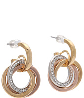 Michael Kors Collection - Tri-Tone Statement Earring