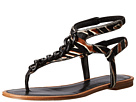 10 Crosby Derek Lam - Damast (Brown Zebra Haircalf Print) - Footwear