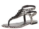 10 Crosby Derek Lam - Damast (Black Croco Print Snake) - Footwear