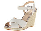 Cole Haan - Hart Wedge (Ivory) - Footwear