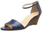 Cole Haan - Rosalin Weave Wedge (Blue) - Footwear