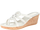 Cole Haan - Shayla Thong (Ivory Patent)