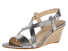 Cole Haan - Taylor Wedge (Armor Metallic) - Footwear