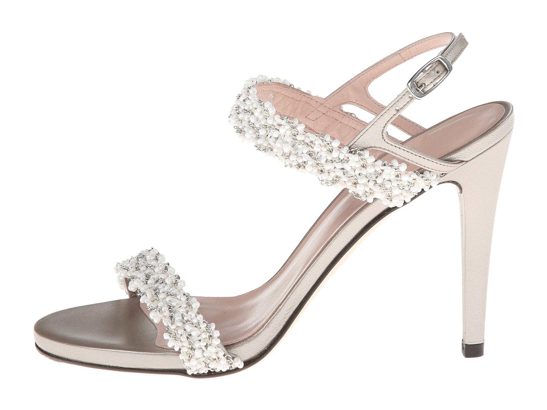 Stuart Weisman Wedding Shoes 023 - Stuart Weisman Wedding Shoes
