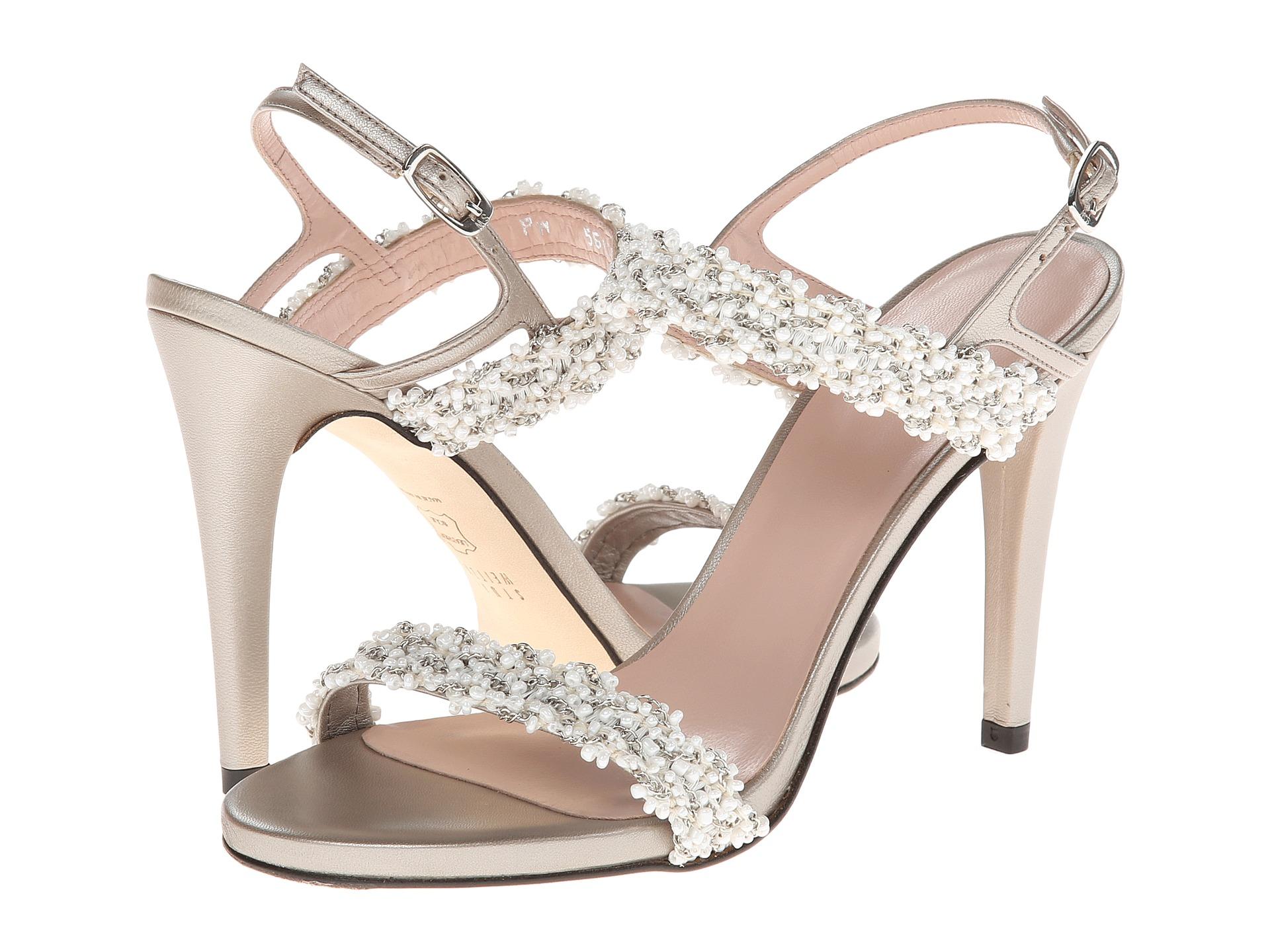 Stuart Weisman Wedding Shoes 008 - Stuart Weisman Wedding Shoes